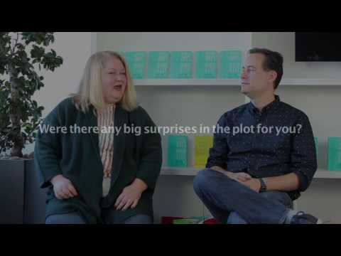 Rachel Cohn And David Levithan Reading From The Twelve Days Of Dash And Lily