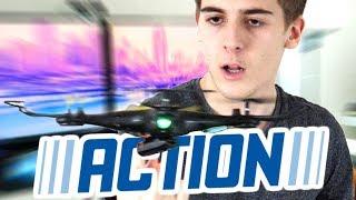 J'AI ACHETÉ UN DRONE CHEZ ACTION