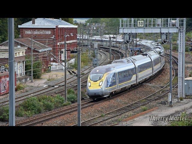 Eurostar Velaro e320 - Rame n° 4033/34