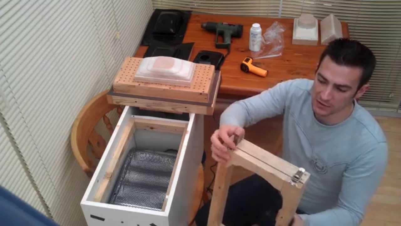 Part 5 Conclusion Diy Vacuum Forming Build A Machine