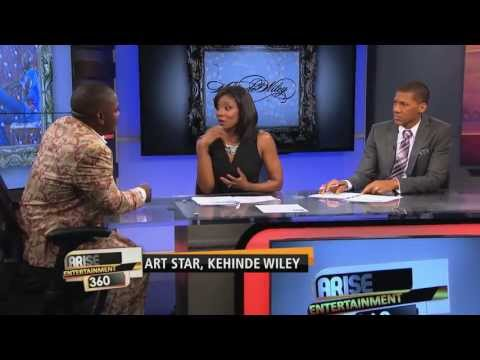 06/27/13 Arise Entertainment 360, Kehinde Wiley
