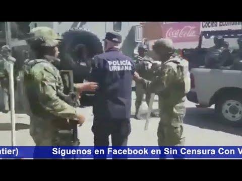 MARINA ARRESTA HASTA AL JEFE DE POLICIA EN ACAPULCO. EL PARAÍSO MANCHADO CON SANGRE Y CORRUPCIÓN
