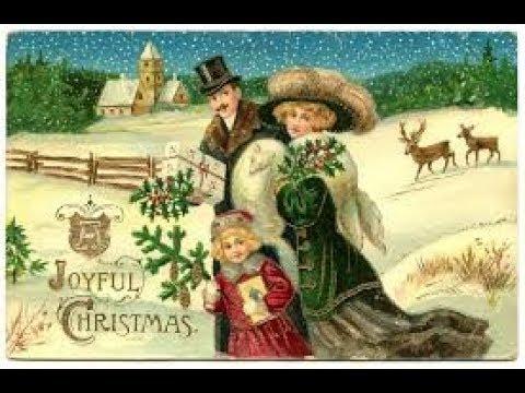 beautiful christmas carol victorian christmas cards christmas carol acappella artisan