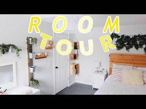 room tour 2018 Hannah Meloche