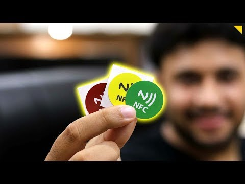 HOW NFC TAGS CAN MAKE YOUR LIFE EASY [Hindi]