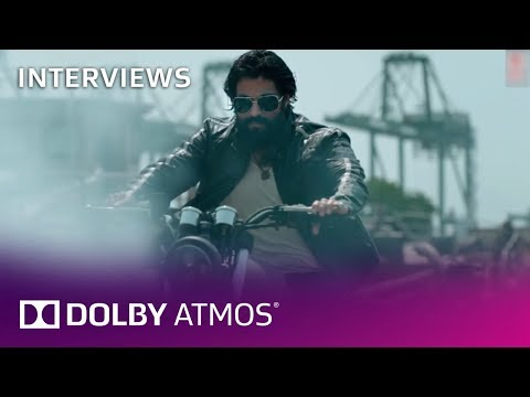 Dolby Atmos brings the latest Behind The Mix featuring KGF