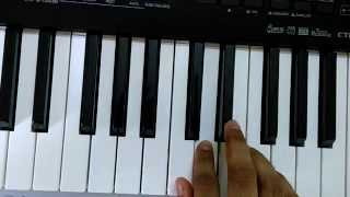 Sach Keh raha hai deewana on Keyboard Instrumental