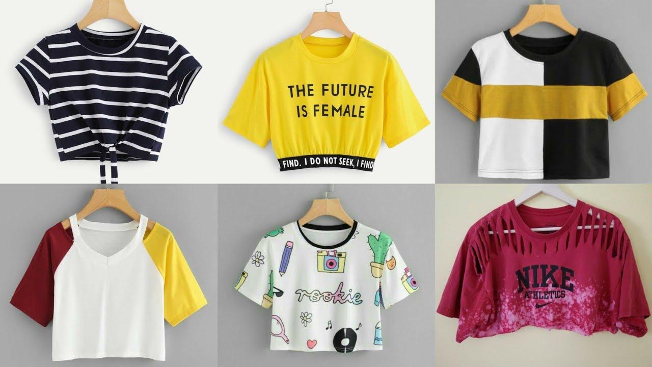 T shirt | Girls Shirt | T Shirt For Teenage Girl | Shirts For Girls | Girls  Jeans Shirt | Girls Tees - YouTube
