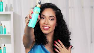 CHI Aloe Vera with Agave Nectar – Curls Defined