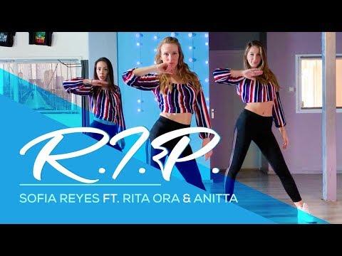 Sofia Reyes - R.I.P. (ft Rita Ora & Anitta) Easy Fitness Dance Video - Choreography