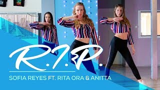 Baixar Sofia Reyes - R.I.P. (ft Rita Ora & Anitta) Easy Fitness Dance Video - Choreography