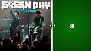 Green Day   80   Live at DNA Lounge, April 9th, 2009