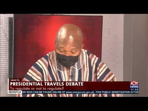 Presidential travels debate: Akufo-Addo appears to be on a journey of no return - Okudzeto Ablakwa