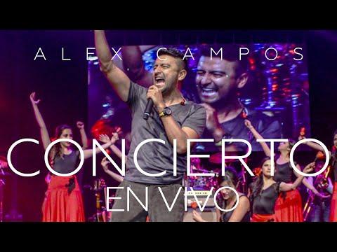 Alex Campos - Una hora de música - Concierto completo
