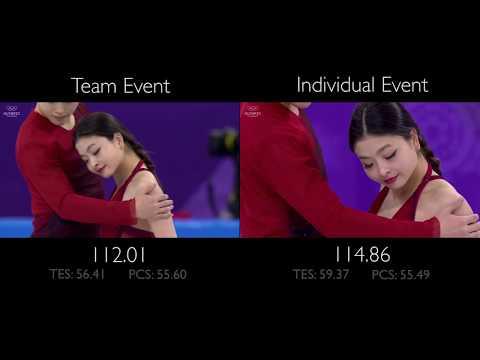Maia Shibutani / Alex Shibutani FD - Paradise | Olympics 2018