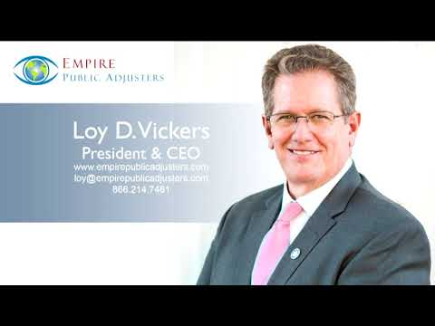 Claims from Hurricane Irma and Hurricane Harvey Will Be Record-breaking | Loy Vickers Discusses LIVE