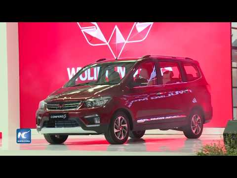 Inicia Wuling Motors de China producción en masa en Indonesi