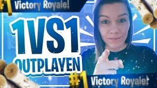 1 VS 1 OUTPLAYEN! SLIM BOUWEN & SPELEN! (Fortnite: Battle Royale - Nederlands PS4)