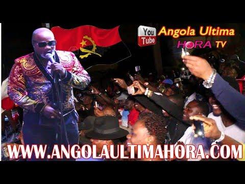 ANGOLA : KOFFI OLOMIDE CONCERT YA BA BOSS NA CINE ATLANTICO INTEGRALITE PLUS COULISSES
