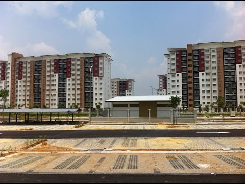 Urgent Sale- NEW Jati Apartment 813sf 3 Rooom Setia Alam- David Ng 0162503603