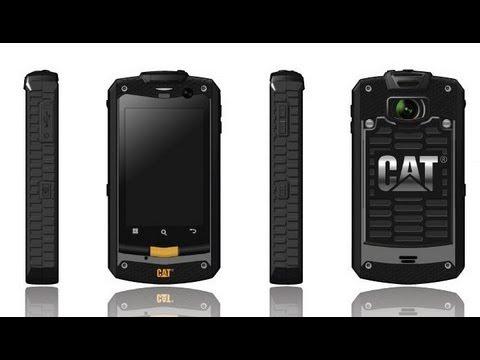 Обзор Cat B10 - Смартфон для богатых строителей
