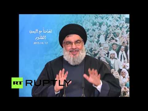 LIVE: Hezbollah chief Hassan Nasrallah holds speech in Lebanon