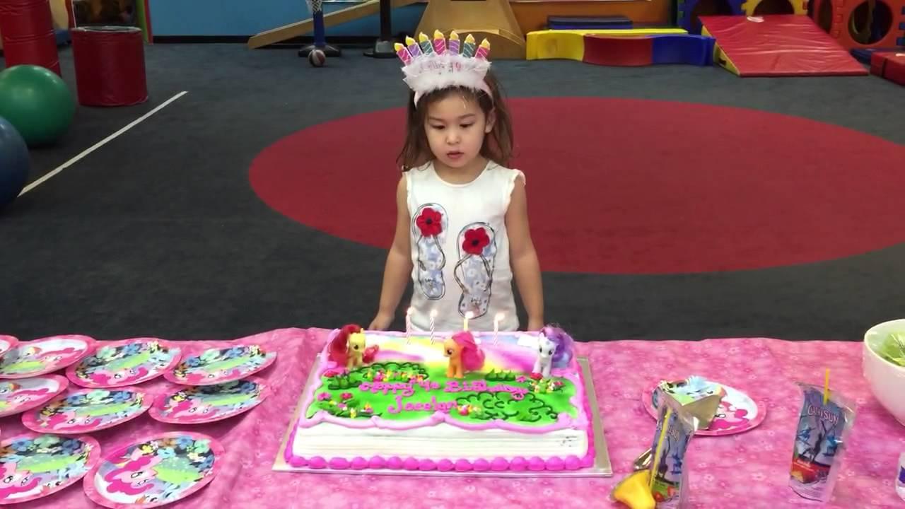 J Birthday Cake Youtube