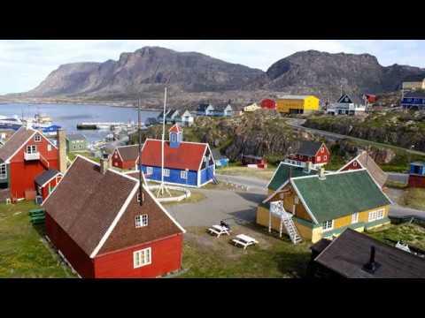 Sisimiut - Greenland (HD1080p)