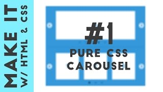 видео Make a beautiful carousel with carouFredSel