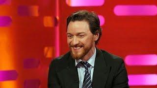 James McAvoy's audition escape tactics - The Graham Norton Show: Series 16 Episode 13 - BBC One