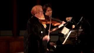 Five pieces in folk style by Schumann -  Rivka Golani and Michael Hampton