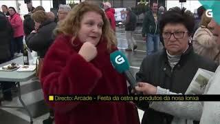 Arcade celebrou a trixésima edición da popular Festa da Ostra(final)