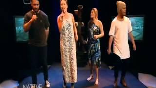 Aotearoa - Troy Kingi, Ria Hall, Maisey Rika and Stan Walker