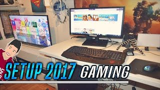 SETUP 2017 ! FIREDANI ! GAMING ROOM ! FR !
