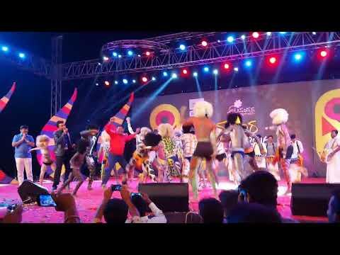 Shivanna pili dance