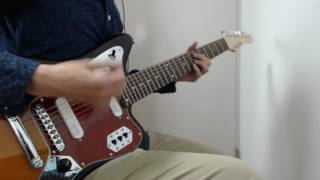 Bメロのギターよ.
