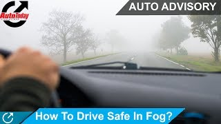 Drive Safe In The Fog | Auto Advisory | Auto Today