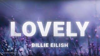 Download Billie Eilish - Lovely (Lyrics) ft. Khalid Mp3 and Videos