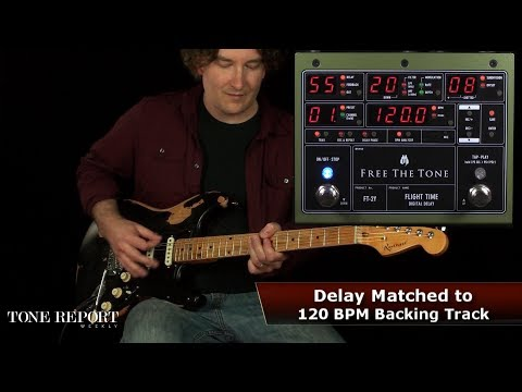Free The Tone  FT-2Y Flight Time Delay