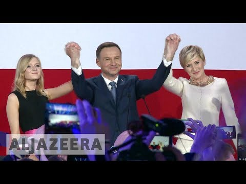 Poland's president accuses EU of 'lying' about judicial reforms