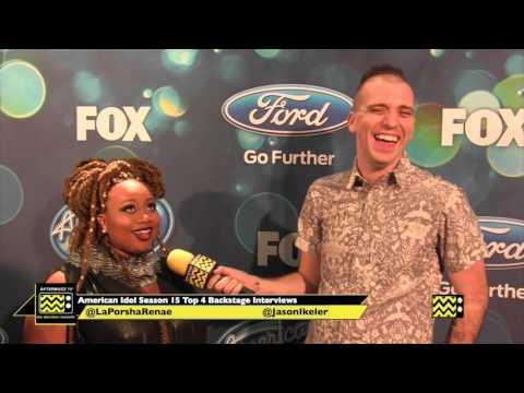 La'Porsha Renae @ American Idol S:15 Top 4...