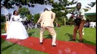 Ugandan Married Couple Dancing To Kyarenga Remix Bobi Wine Vs Museveni