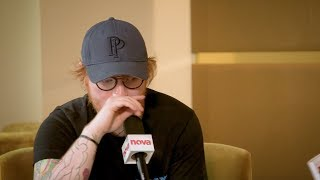 Ed Sheeran& 39 s emotional moment with his Mum