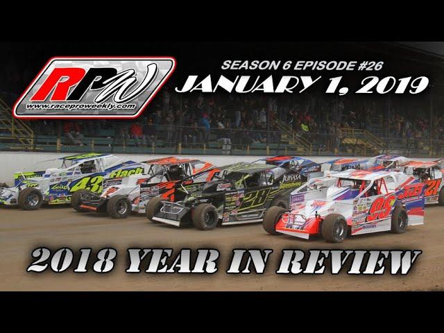 Race Pro Weekly - Season 6 Episode #26 - January 1, 2019