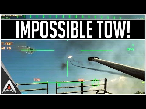 THE IMPOSSIBLE TOW! - Battlefield 4 Tow Missile Highlights
