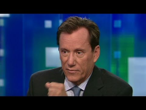 James Woods on playing Dick Fuld