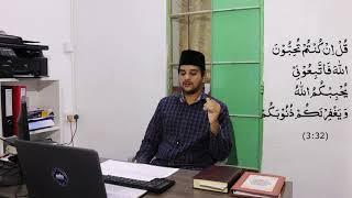 Le but de notre éxistence - #Ramadan   Pt 3