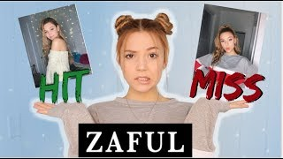 100% HONEST ZAFUL REVIEW!! TRY-ON!! 2018