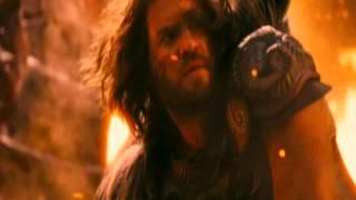 Клип по фильму гнев титанов