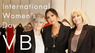 VB At Selfridges & International Women's Day | VB On The Road: London